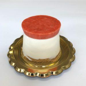 Monoporzione cheesecake